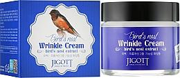 Духи, Парфюмерия, косметика Антивозрастной крем с экстрактом ласточкиного гнезда - Jigott Bird`s Nest Wrinkle Cream