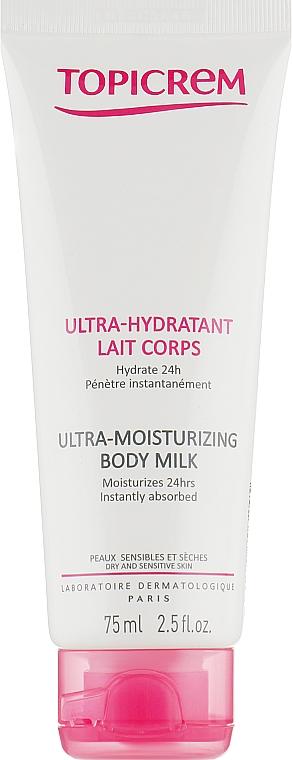 Ультра-увлажняющая эмульсия для тела - Topicrem Ultra Hydratante