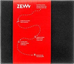 Духи, Парфюмерия, косметика Мужской набор - Zew Barber's Holiday Must Have Box (soap/85ml + soap/85ml + soap/85ml)