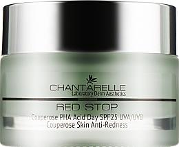 Духи, Парфюмерия, косметика Дневной крем для чувствительной кожи - Chantarelle Couperose PHA Acid Day Cream SPF 25
