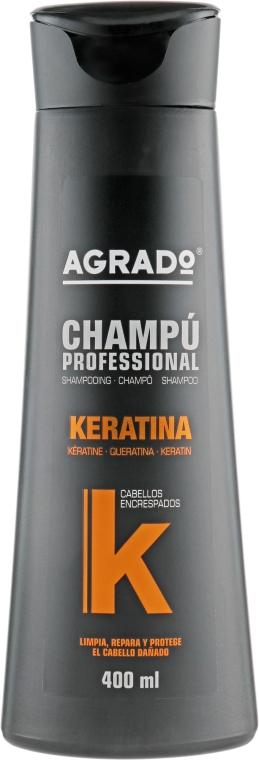 "Шампунь ""Кератин"" - Agrado Keratin Shampoo"