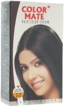 Крем-фарба для волосся - Color Mate Hair Color Cream — фото N1