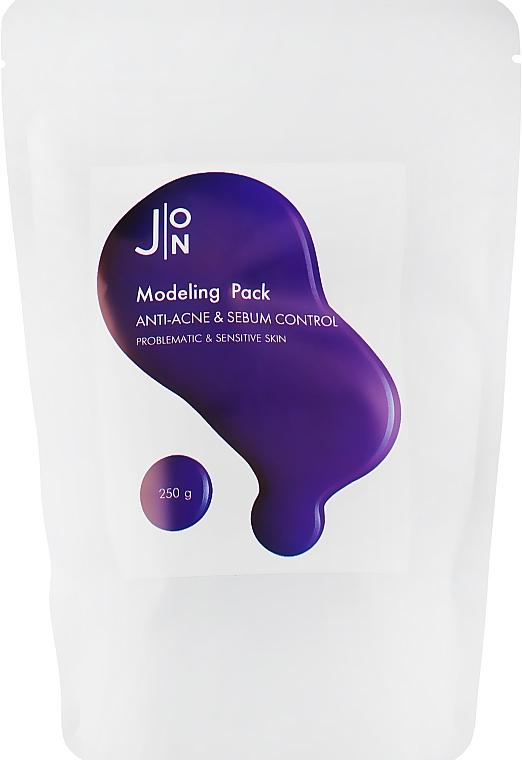"""Альгинатная маска """"Анти-акне и себум контроль"""" - J:on Acne&sebum Control Modelling Pack"""
