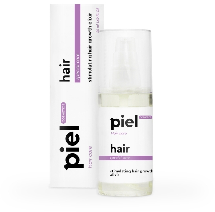Эликсир-сыворотка для укрепления и роста волос - Piel Cosmetics Specialiste Hair Serum