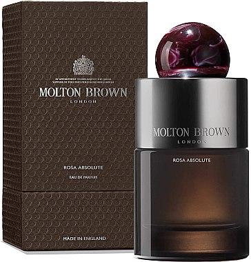 Molton Brown Rosa Absolute - Парфюмированная вода: купить по лучшей цене в Украине | Makeup.ua