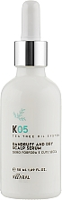 Духи, Парфюмерия, косметика Капли направленного действия против сухой перхоти - Kaaral K05 Dandruff And Dry Sclap Serum