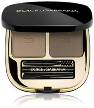 Двойная пудра для бровей - Dolce&Gabbana Emotioneyes Brow Powder Duo — фото N1