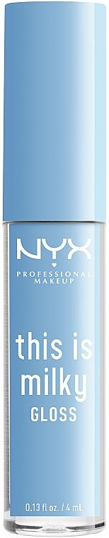 Блеск для губ - NYX Professional Makeup This Is Milky Gloss Lip Gloss