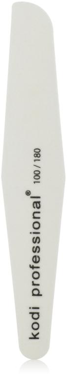 Пилка для ногтей - Kodi Professional (Ромб White 100/180)