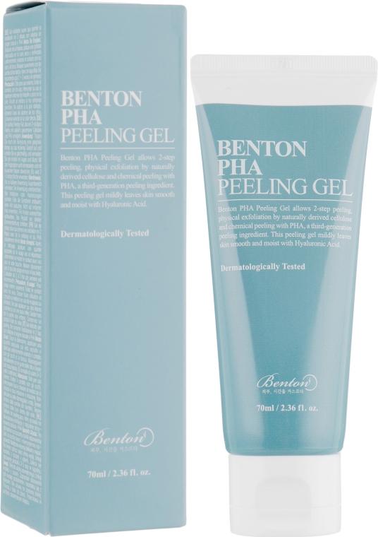 Пилинг-гель с лактобионовой кислотой - Benton PHA Peeling Gel