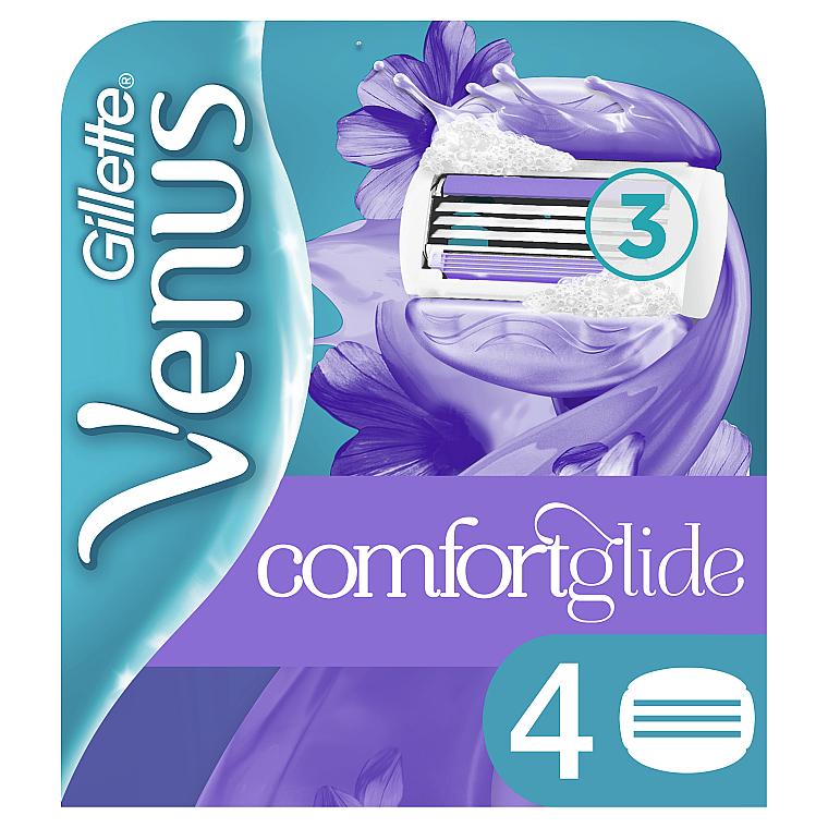 Сменные кассеты для бритья, 4 шт. - Gillette Venus Breeze