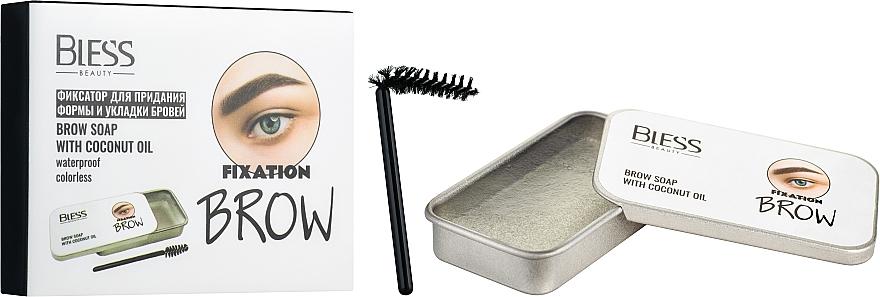 Мыло-фиксатор для укладки бровей - Bless Beauty Brow Soap