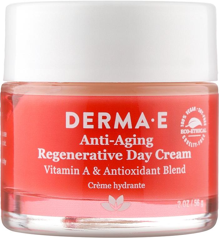 Антивозрастной антиоксидантный дневной крем - Derma E Anti-Wrinkle Regenerative Day Cream