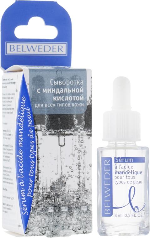 Сыворотка с миндальной кислотой для всех типов кожи - Belweder Serum With Mandelic Acid