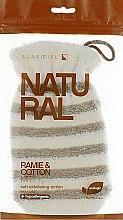 Духи, Парфюмерия, косметика Перчатка-мочалка - Suavipiel Natural Ramie & Cotton Mitt