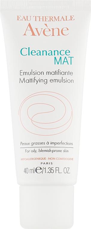 Матирующая эмульсия для проблемной кожи - Avene Anti-Seborrheiques Cleanance Emulsion