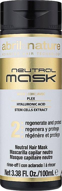 Маска-основа восстанавливающая - Abril et Nature Neutral Mask 0.0 №2