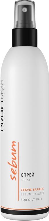 Спрей для жирных волос - Profi style Sebum Balance Spray