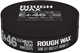 Духи, Парфюмерия, косметика Воск для укладки волос - E+46 Rough Wax
