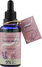 Духи, Парфюмерия, косметика Косметическое масло против перхоти, с пипеткой - Aroma Inter