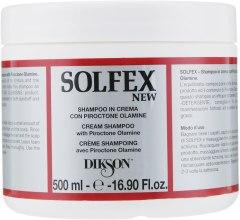 Духи, Парфюмерия, косметика Шампунь-бальзам с проктоноламином - Dikson Solfex Shampoo and Cream