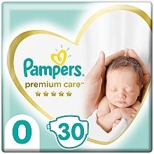 Духи, Парфюмерия, косметика Подгузники Pampers Premium Care Newborn (до 3 кг), 30шт - Pampers