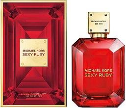Духи, Парфюмерия, косметика Michael Kors Sexy Ruby - Парфюмированная вода (тестер без крышечки)