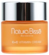 Духи, Парфюмерия, косметика Подтягивающий крем с витаминами для нормальной и сухой кожи - Natura Bisse C+C Vitamin Firming Cream SPF 10