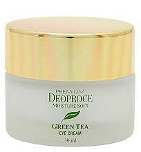 Духи, Парфюмерия, косметика Крем для век - Deoproce Premium Green Tea Total Solution Eye Cream