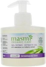 Духи, Парфюмерия, косметика Органический гель для интимной гигиены - Masmi Organic Care