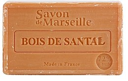 "Духи, Парфюмерия, косметика Натуральное мыло ""Сандаловое дерево"" - Le Chatelard 1802 Sandal Wood Soap"