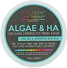 """Духи, Парфюмерия, косметика Органическая гидротальная маска для лица """"Водоросли"""" - Beauty Face Organic Hydrolats Fresh Mask Stem Cells Algae & Ha"""