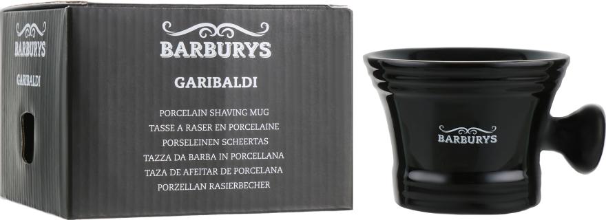 Чаша для бритья - Barburys Garibaldi Shaving Mug
