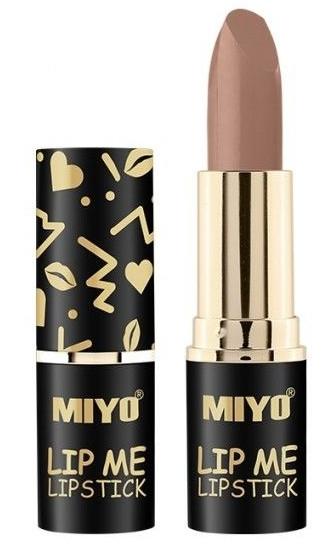 Помада для губ - Miyo Good Mood With Nude Lipstick