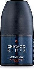 Духи, Парфюмерия, косметика Vittorio Bellucci Chicago Blues - Парфюмированный шариковый дезодорант