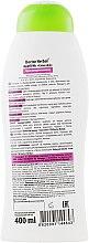 "Шампунь для волосся ""Сила олій"" - Aqua Cosmetics Doctor Herbal — фото N2"