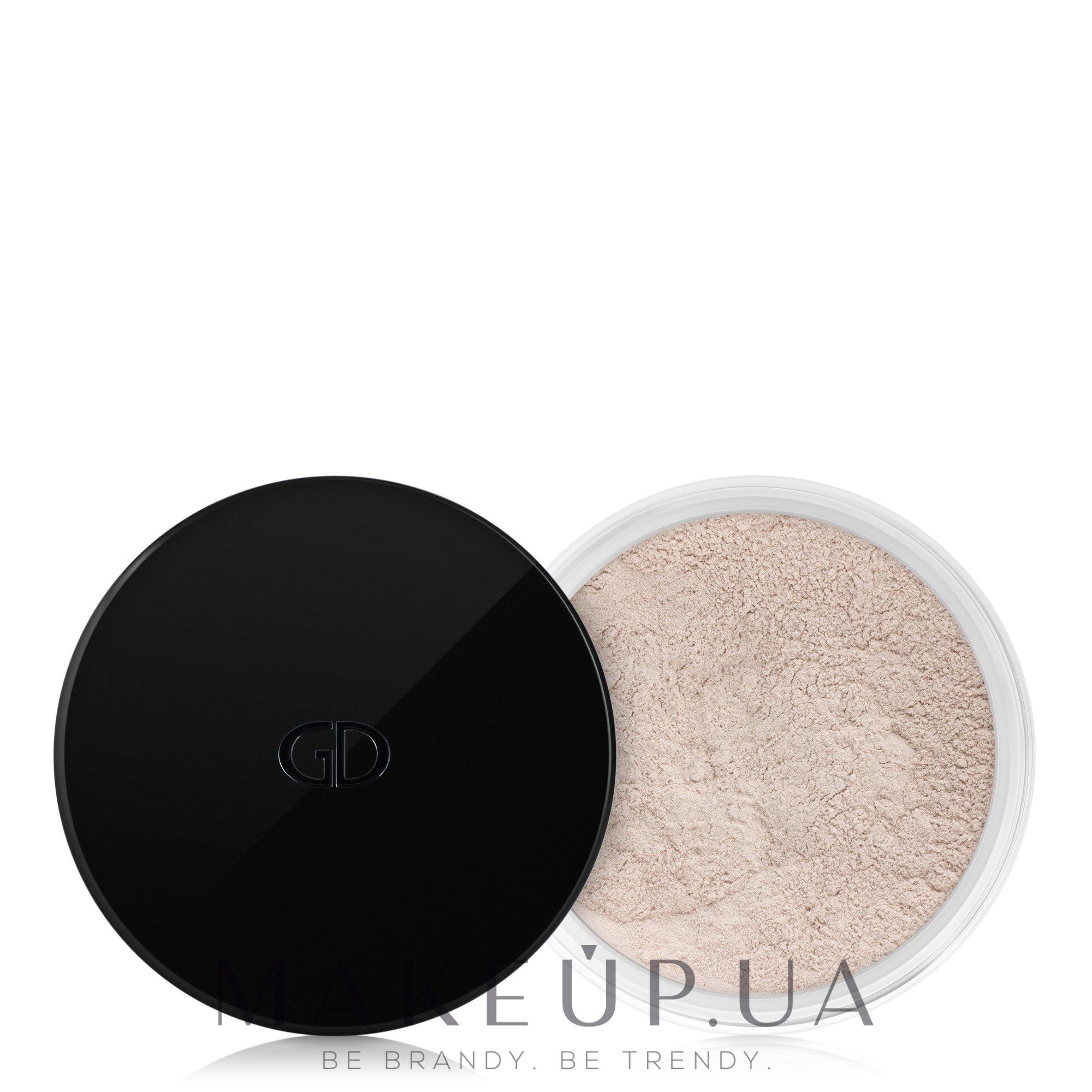 Минеральная рассыпчатая пудра - Ga-De Idyllic Mineral Loose Powder — фото 100 - Nude