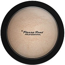 Духи, Парфюмерия, косметика Пудра-хайлайтер для лица - Pierre Rene Face Highlighting Powder
