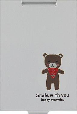 """Зеркало прямоугольное """"Бурый медведь"""" - Rapira"""