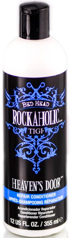 Кондиционер для поврежденных волос - Tigi Bed Head Rockaholic Heaven's Door Repair Conditioner