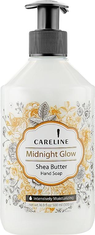 Жидкое мыло с маслом ши - Careline