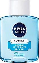 Духи, Парфюмерия, косметика Лосьон после бритья охлаждающий - Nivea Men Sensitive Cooling After Shave Lotion