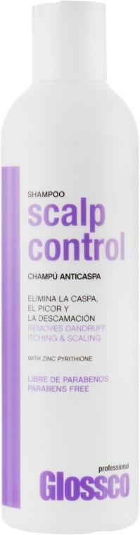 Шампунь против перхоти - Glossco Treatment Scalp Control Shampoo