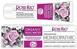 Духи, Парфюмерия, косметика Гомеопатическа зубная паста - Rose Rio Homeopathic Toothpast