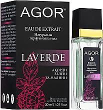 Духи, Парфюмерия, косметика Agor Laverde - Парфюмированная вода