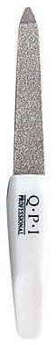 Пилочка для ногтей 11,7 см, QNF-24\1, белая - QPI