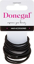Духи, Парфюмерия, косметика Резинки для волос, FA-5820, 12 шт - Donegal