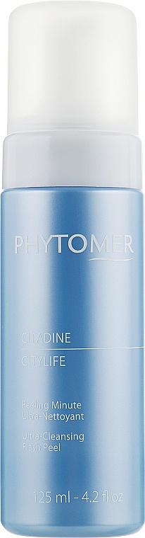 Очищающий мусс с эффектом энзимного пилинга - Phytomer Citadine Citylife Ultra Cleansing Flash Peel