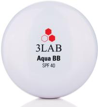 Духи, Парфюмерия, косметика УЦЕНКА Компактный BB-крем для лица с запасным блоком - 3Lab Aqua BB Cream SPF40 *
