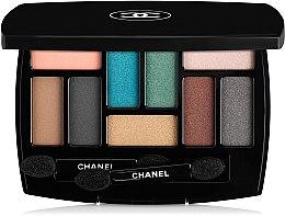 Духи, Парфюмерия, косметика Палетка теней для век - Chanel Les 9 Ombres Eyeshadow Collection Affresco